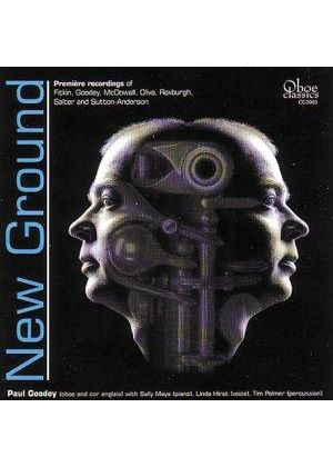 Paul Goodey - New Ground