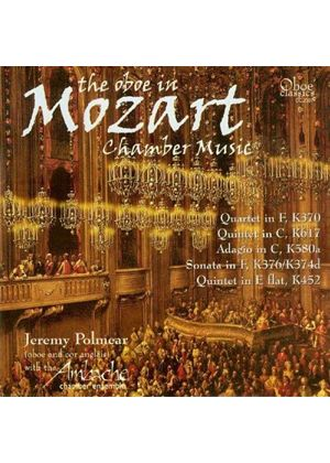 (The) Oboe in Mozart Chamber Works