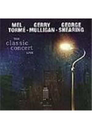 Mel Torme & Gerry Mulligan/George Shearing - Classic Concert Live, The (Carnegie Hall 1982)