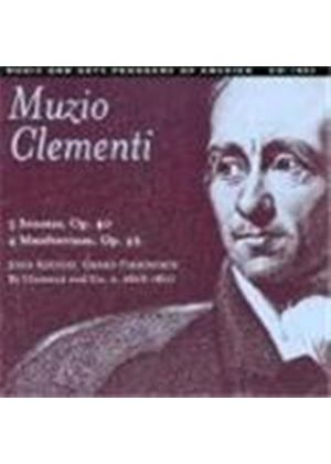 Clementi: Fortepiano Works