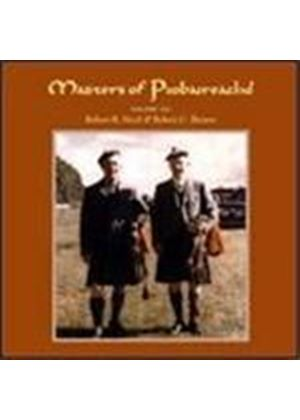 Robert Brown & Robert Nicol - Masters Of Piobaireachd Vol.6