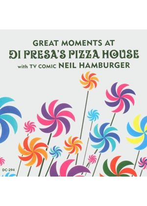 Neil Hamburger - DI PRESA'S PIZZA HOUSE