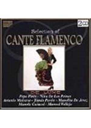 Various Artists - Cante Flamenco (The Gold Sound Collection)