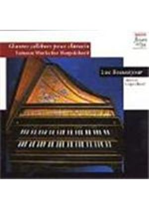 Luc Beasejour - Famous Works for Harpsichord