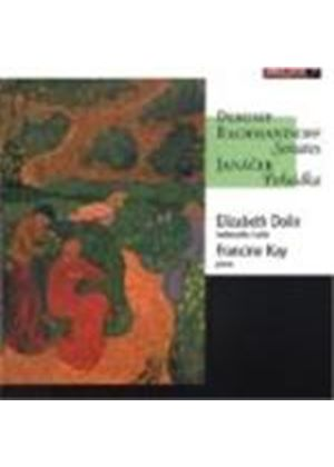 Debussy; Janacek; Rachmaninov: Cello & Piano Works.