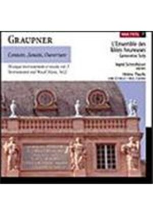 Graupner: Instrumental and Vocal music Vol 2