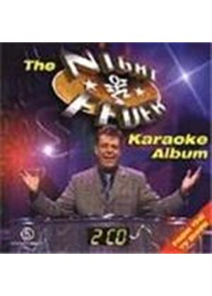 Various Artists - Karaoke - The Night Fever Karaoke Album