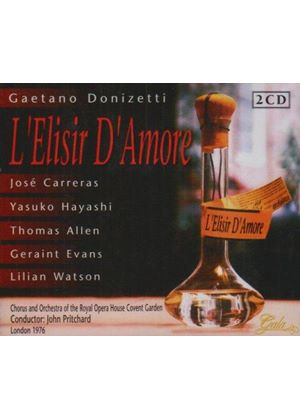 Various Artists - Donizetti/L Elisir D Amore