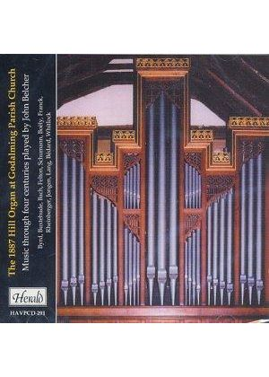 Organ Recital by John Belcher