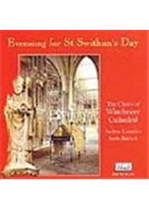 Evensong for St Swithin\'s Day