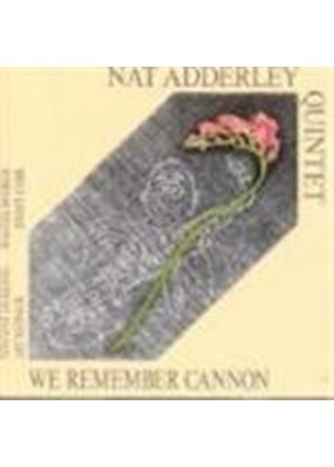 Nat Adderley Quintet (The) - We Remember Cannon
