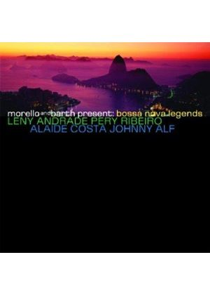 Paulo Morello & Kim Barth - Bossa Nova Legends
