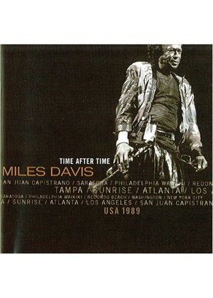 Miles Davis - Time After Time (1989 Live)