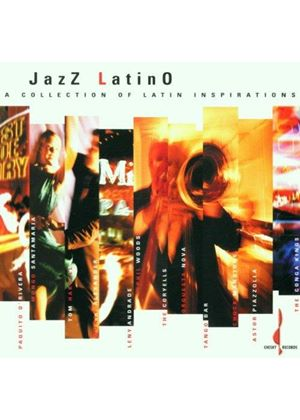 Various Artists - Jazz Latino (A Collection Of Latin Inspirations)