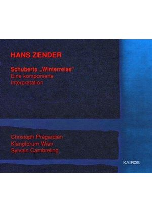Pregardien (Ten)/Cambreling - Zender/Schuberts Winterreise For Tenor