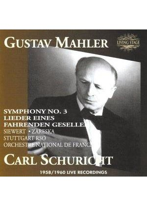 Mahler: Symphony No 3; Songs - Live Recordings 1958 - 1960