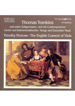Penrose:Kelley:English Cons Of Viols - Tomkins And His Contemporaries