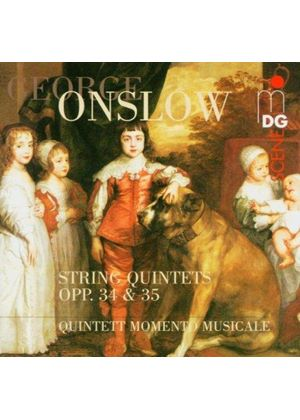 Onslow: String Quintets Opp 34 & 35