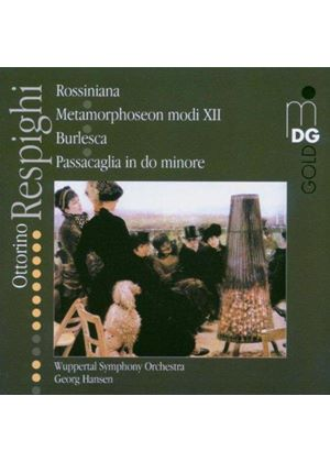 Respighi: Orchestral Works [SACD]