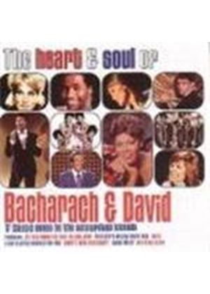 Various Artists - Heart And Soul Of Bacharach And David, The (17 Classic Songs By The Songwriting Legends)