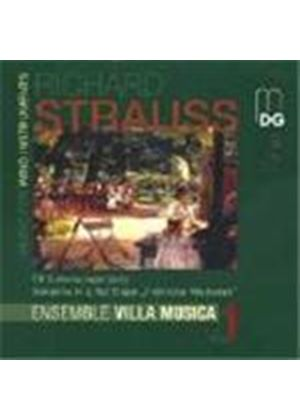 Strauss, R: Wind Chamber Works Vol 1