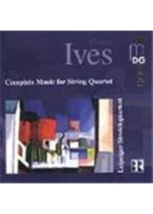 Ives: Complete String Quartet Works