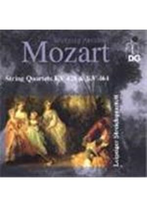 Mozart: 'Haydn' String Quartets, Vol 3