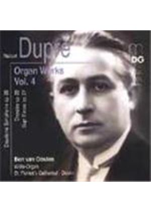Dupré: Organ Works, Vol 4