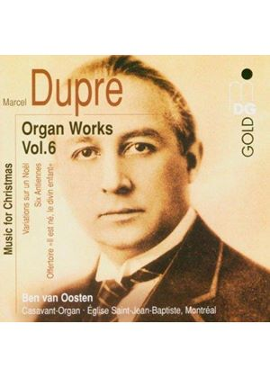 Dupré: Organ Works, Vol 6