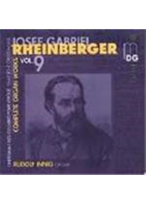 Rheinberger: Complete Organ Works, Vol 9