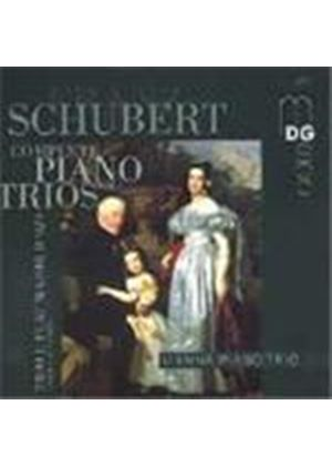 Schubert: Complete Piano Trios, Vol 1