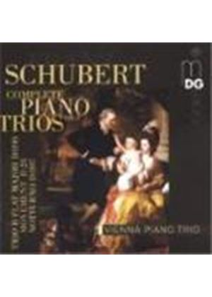 Schubert: Complete Piano Trios, Vol 2