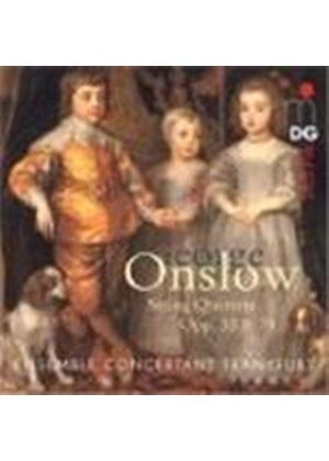 Onslow: String Quintets Opp 33 & 74