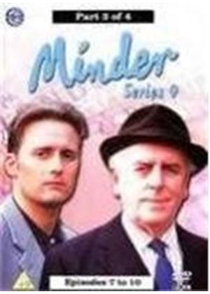 Minder - Series 9 - Part 3 Of 4