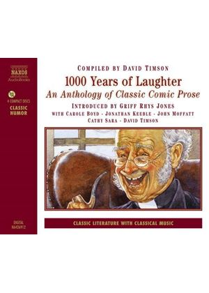 Various Artists - 1000 Years Of Laughter: An Anthology Of Classic Comic Prose