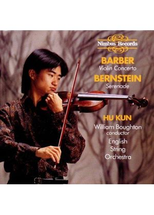 Barber/Bernstein: Works for Violin & Orchestra