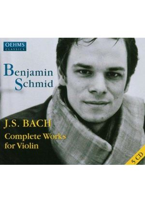 Bach: Complete Works for Violin