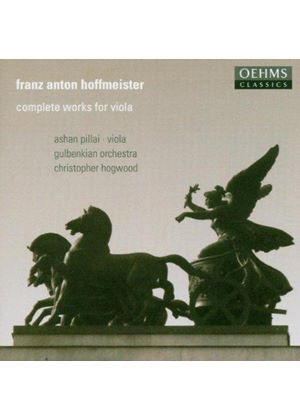 Hoffmeister: Complete Works for Viola