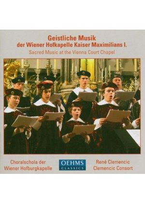 Sacred Choral Works from Wiener Hofkapelle
