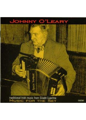 Johnny O'Leary - Music For The Set