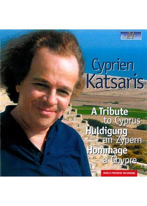 Cyprien Katsaris - A Tribute To Cyprus