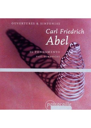 Abel: Overtures and Sinfonias