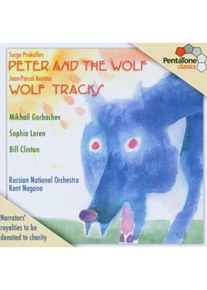 Prokofiev: Peter and the Wolf [SACD]
