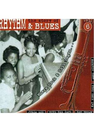 Various Artists - Story Of Rhythm And Blues Volume 6