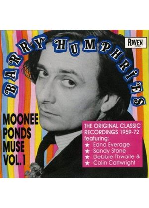 HUMPHRIES BARRY - MOONEE POUNDS MUSE