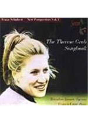 Schubert: (The) Therese Grob Songbook - New Perspectives, Vol. 1