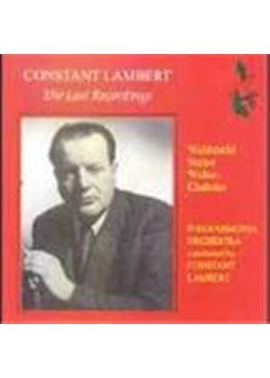 Lambert - Last Recordings (The) 1905-51