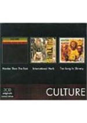 Culture - Harder Than The Rest/International Herb/Too Long In Slavery