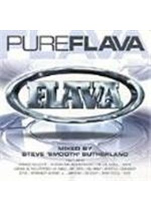 "Steve """"Smooth"""" Sutherland - Pure Flava (Mixed By Steve 'Smooth' Sutherland)"