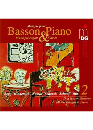 Music for Bassoon & Piano, Vol 2